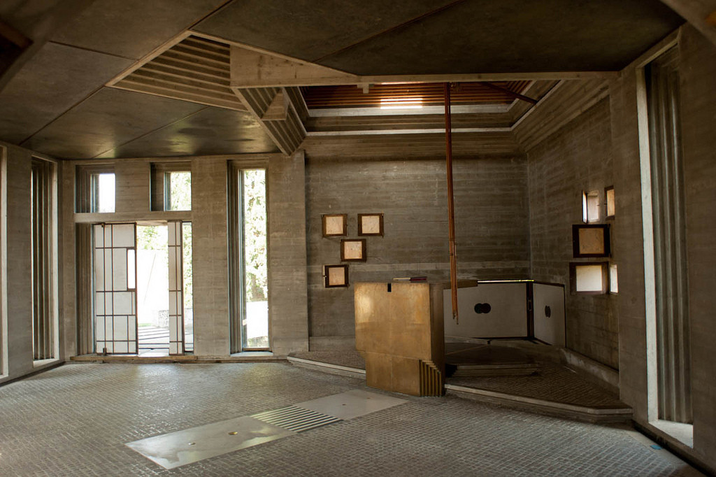 03 Scarpa Brion Tomb and Sanctuary
